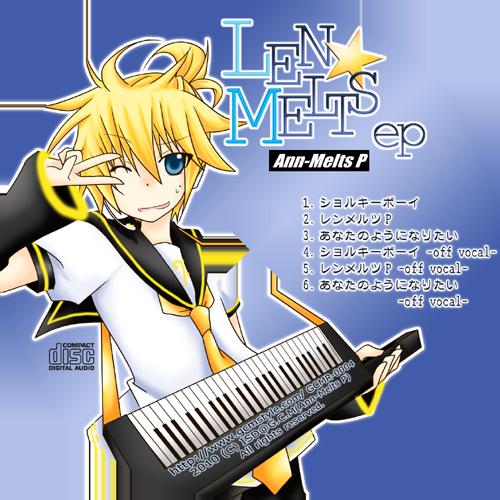 LEN★MELTS ep