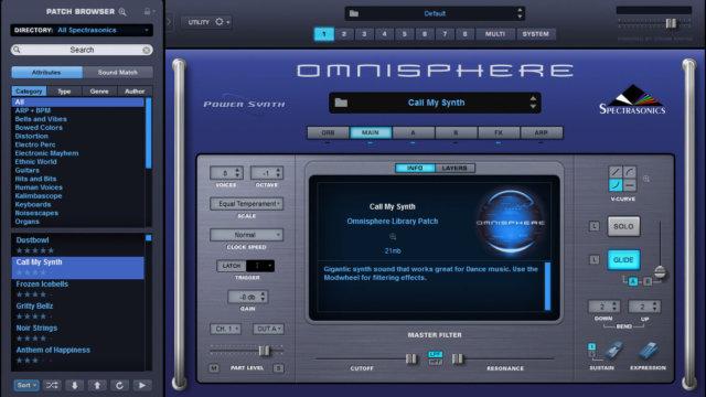 おすすめVSTプラグイン紹介「Omnisphere 2」