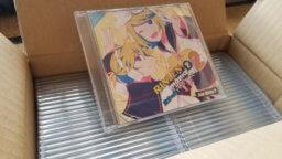 ノンストップメドレー音源『RINLENMANIAを自分の曲でやってみた!2』を発行します(CD&DL販売)